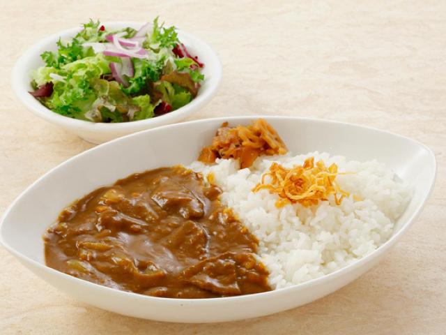 牛舌咖喱饭