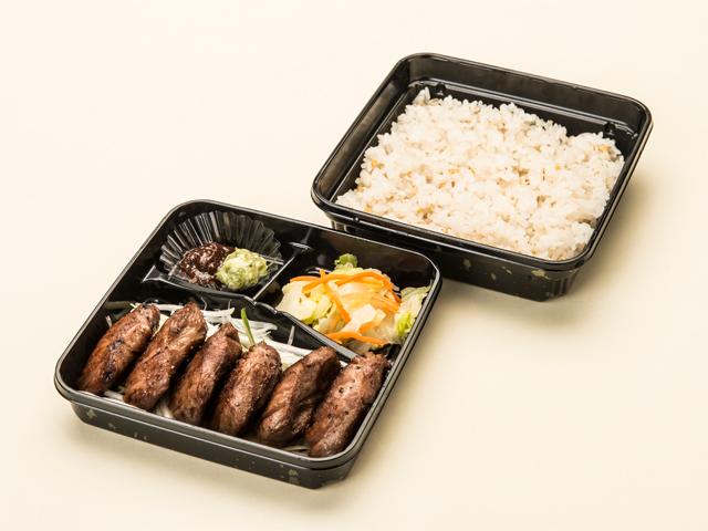 特选极品牛舌便当 3,800日元(含税)