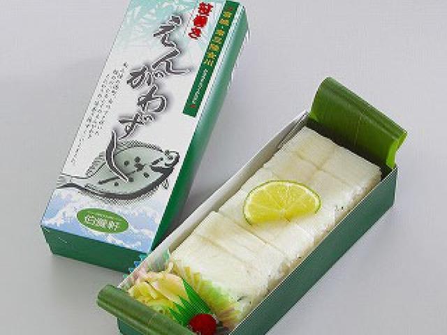 缘侧寿司 1,100日元(含税)