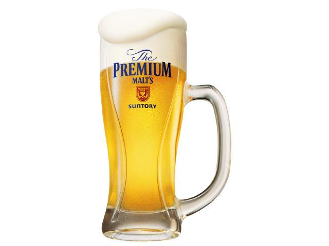 The Premium Malt′s Mug(三得利啤酒)