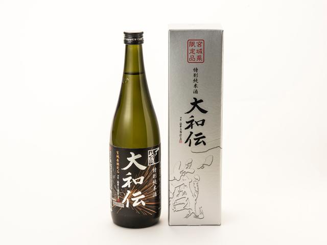 """Ichinokura Tokubetsu Junmai-shu, """"Yamato-den"""" 720ml"""