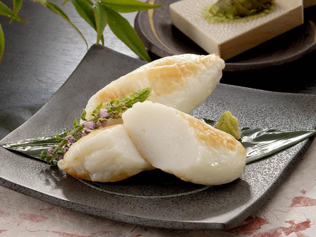Hand-grilled Sasa-kamaboko