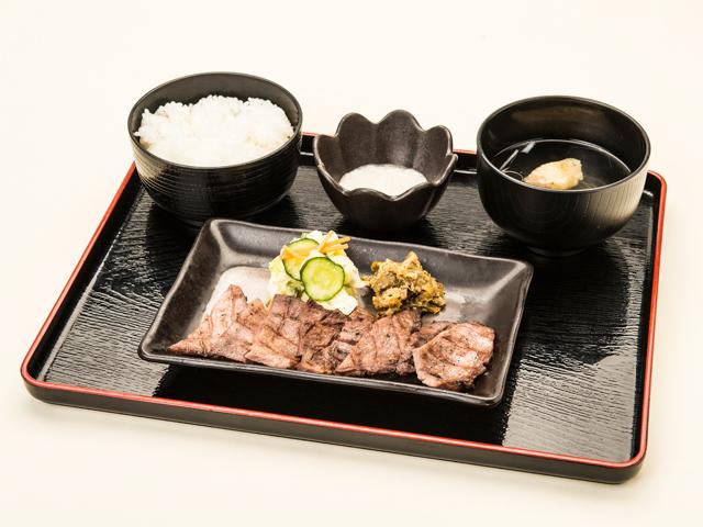 Kisuke's Ox Tongue Meal