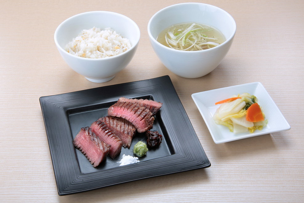 Salted beef tongue pickled in malted rice 100g Set A