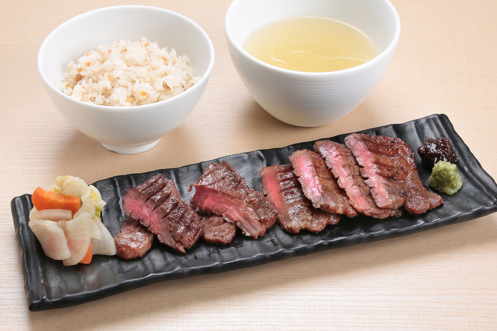 Salted whole beef tongue 140g Set A