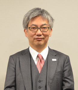 Takuya Iwai, president of Sendai International Airport Co., Ltd.