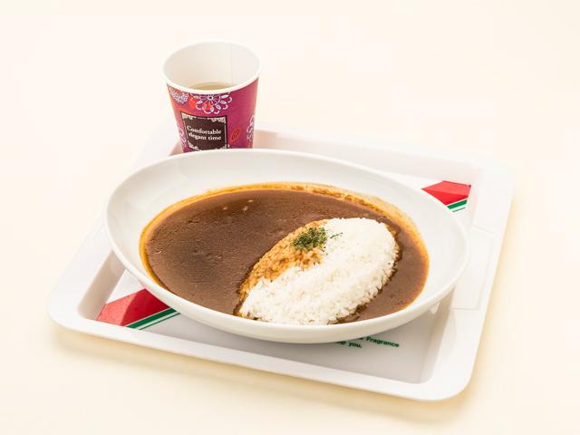 牛肉咖喱湯套餐