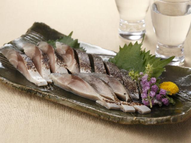 金華青花魚 炙烤醋醃青花魚