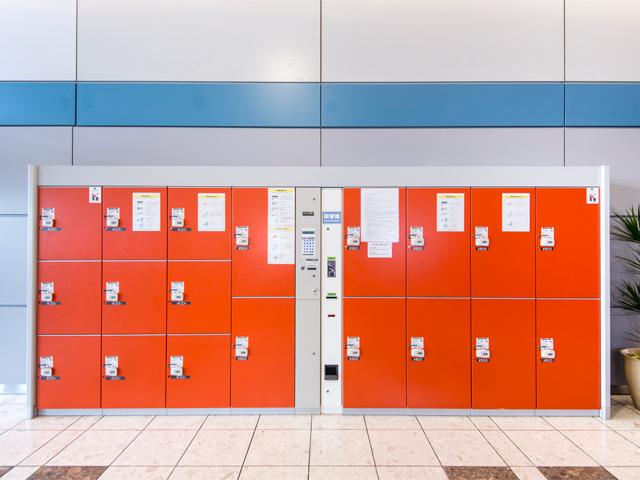投幣式儲物櫃