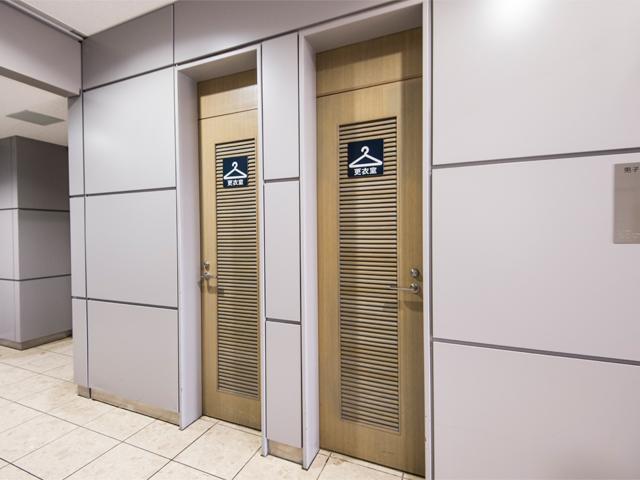更衣室|仙台国際空港|Sendai I...