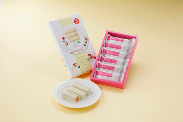 期間限定商品 美冬(みふゆ)3種のベリーとチーズ