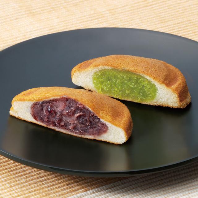 千日餅(つぶ餡・ずんだ)