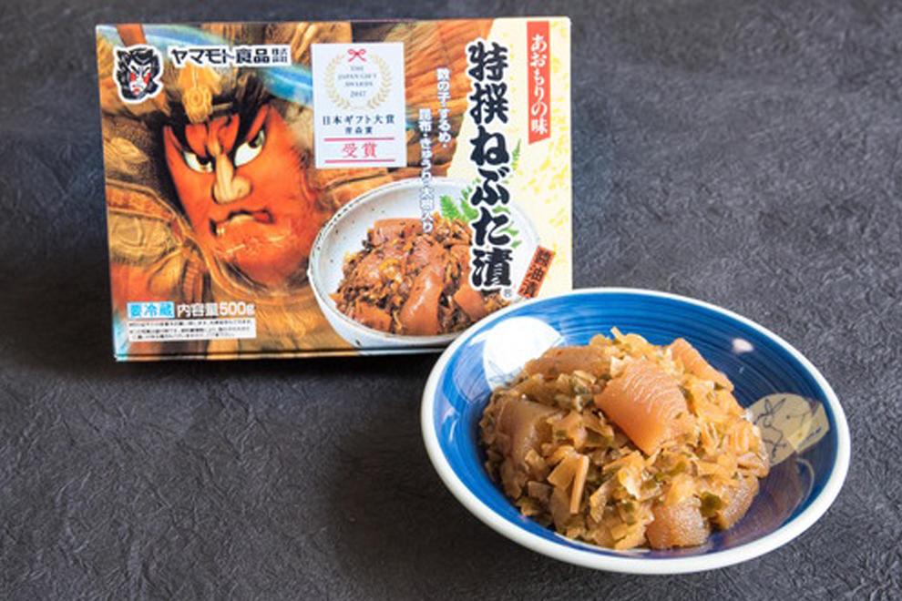 特撰ねぶた漬/ヤマモト食品