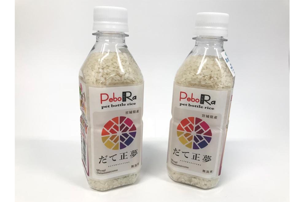だて正夢(ペットボトル)/PEBORA