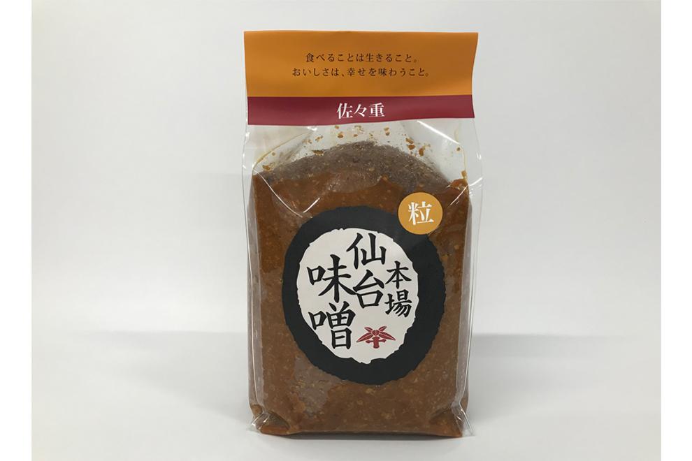 仙台味噌/佐々重