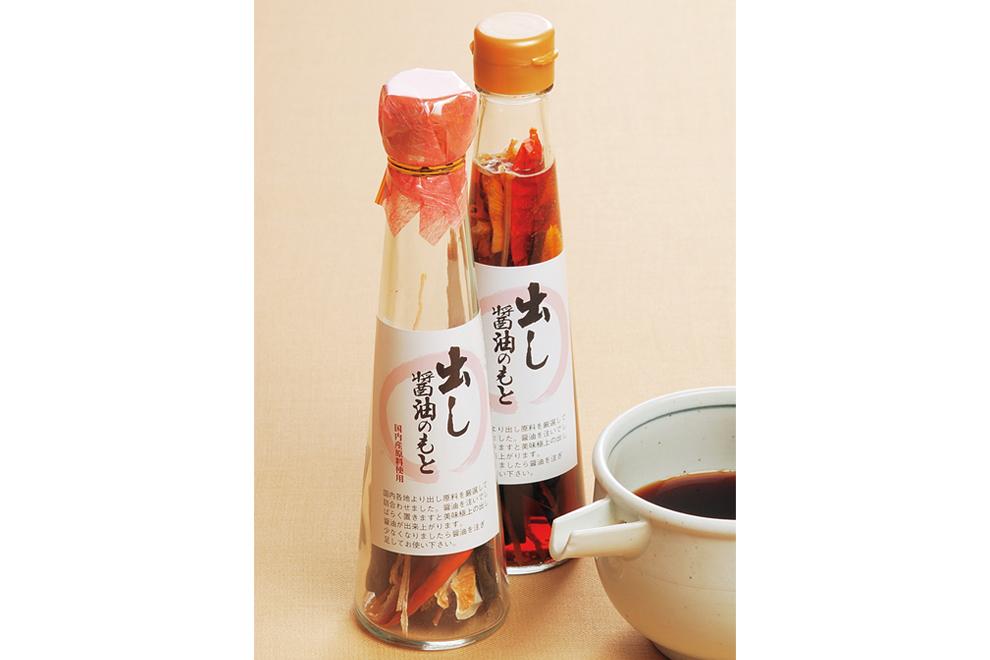 だし醤油の素/横田屋本店
