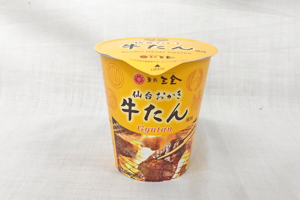仙台おかき 牛たん/菓匠三全