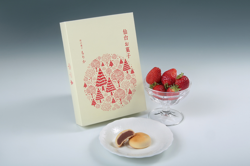 杜の菓子 もりか/仙台空港限定商品