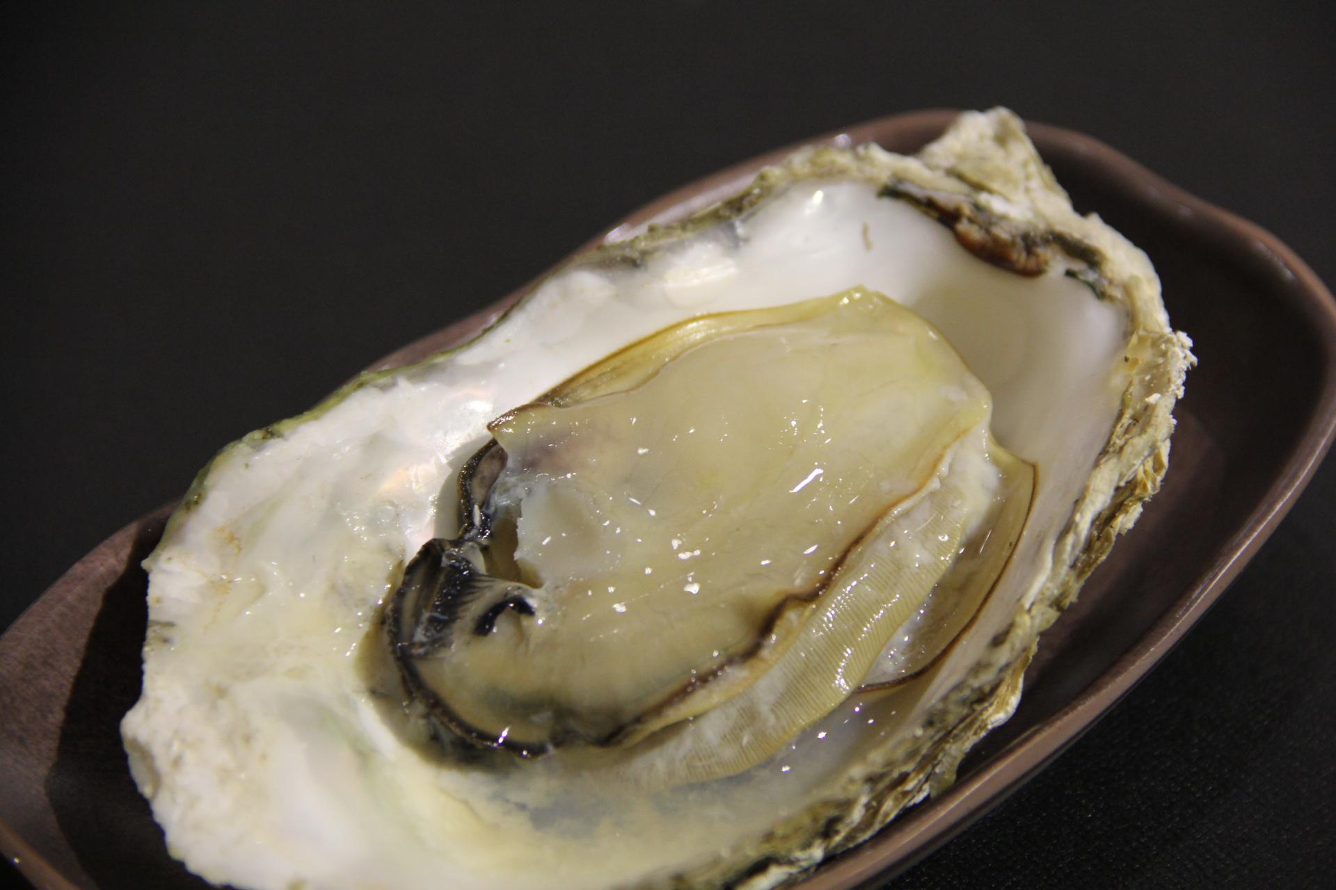 宮城産 濃厚な甘みのプリプリ蒸し牡蠣